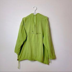 Vitta Dini Sport - Green Hoodie